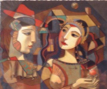 Dream V Limited Edition Print by Oleg Zhivetin