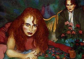 Forbidden Dreams 2002 Limited Edition Print - Joanna Zjawinska