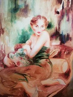 Odalisque 1995 Limited Edition Print by Joanna Zjawinska