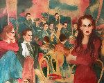 Should I Stay or Should I Go 1988  Limited Edition Print - Joanna Zjawinska