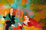 Between Us 1987 Limited Edition Print - Joanna Zjawinska