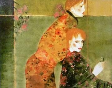 Masquerade Limited Edition Print by Joanna Zjawinska