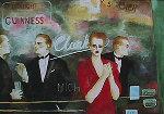 Night Games 1988 Limited Edition Print - Joanna Zjawinska