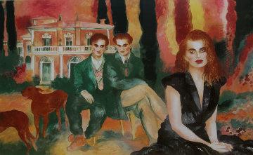 Tara 1989 Limited Edition Print - Joanna Zjawinska