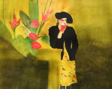 My Brilliant Career  1985 32x40 Works on Paper (not prints) - Joanna Zjawinska