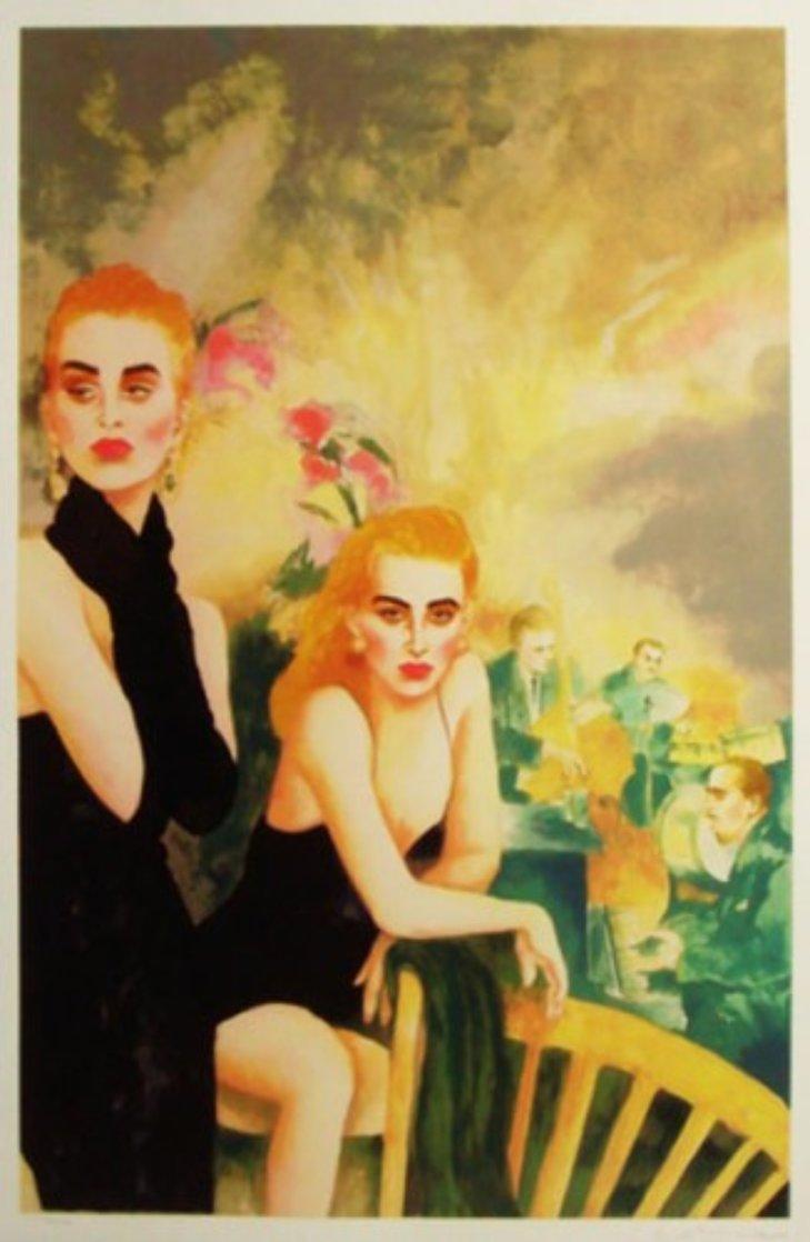 Bradley's 1990 Limited Edition Print by Joanna Zjawinska