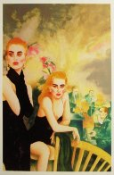 Bradley's 1990 Limited Edition Print by Joanna Zjawinska - 0