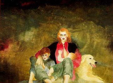 My Brilliant Career 1986 Limited Edition Print by Joanna Zjawinska