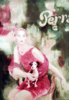 Perry 1998 Limited Edition Print - Joanna Zjawinska