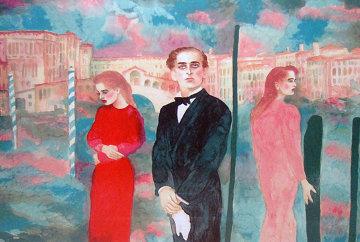 Venice 1987 Limited Edition Print - Joanna Zjawinska