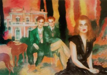 Tara 1989 Limited Edition Print by Joanna Zjawinska