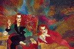 Between Us AP 1987  Limited Edition Print - Joanna Zjawinska