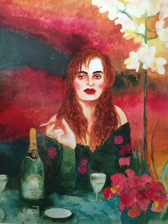 Fatal Attraction Limited Edition Print by Joanna Zjawinska