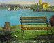 Sailboats 16x20 Original Painting by Alex Zwarenstein - 0